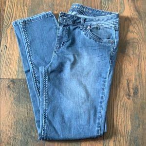 Simply Vera, Vera Wang skinny jeans. Size 6